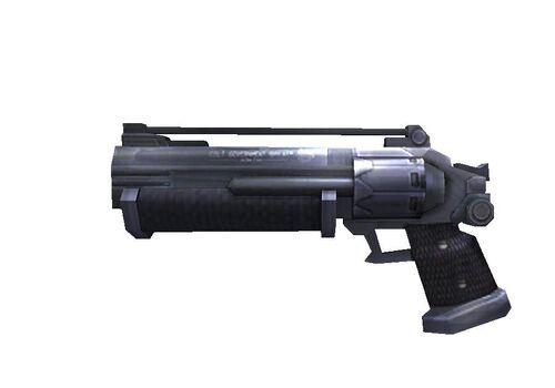 Blaster (pistol)