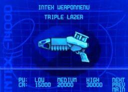 Triple Lazer IPC