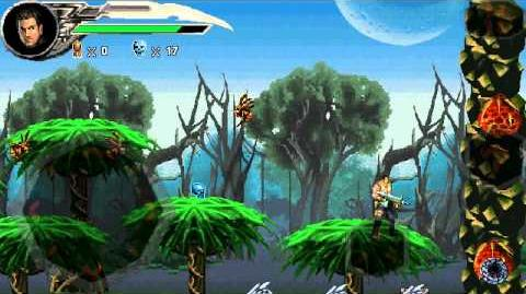 PREDATORS BY GAMELOFT FOR SYMBIAN S60V5, BELLE-GAMEPLAY
