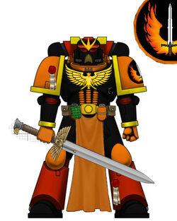 PK commander