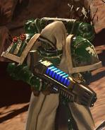 Sergeant Evenior