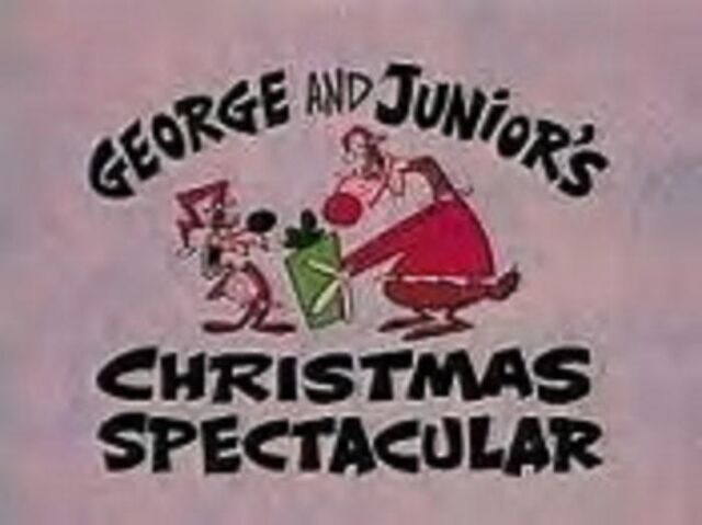 File:George and Junior's Christmas Spectacular.jpg