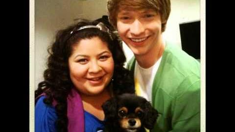 "Austin & Ally (Dez and Trish) ""They don't know about us"""