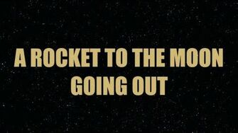 A Rocket To The Moon - Going Out (Lyric Video)