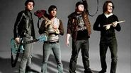 Fall Out Boy - The World's Not Waiting (For Five Tired Boys in A Broken Down Van)