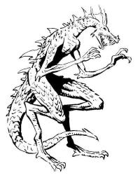 Minrhet dragon