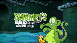 Swampy titlecard