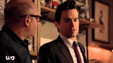 "White Collar, Season 5, Eps 11 - ""Shot Through the Heart,"" Work of Fiction"