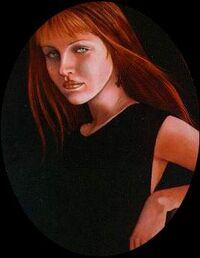 Alexis portrait