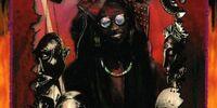 Julisha of the Thousand Masks
