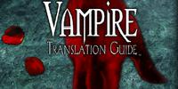 Vampire Translation Toolkit