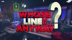 Whose Line (US) Revival