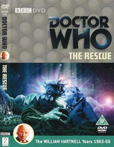The Rescue DVD Cover