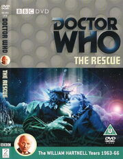The Rescue DVD Cover