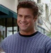 Jeremy smiles