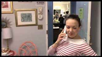 "Think Pink Backstage at ""Wicked"" with Kara Lindsay, Episode 1 Welcome!-0"