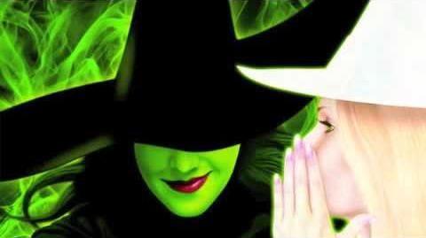 Wicked Workshop - I'm Not That Girl (reprise) As Long As You're Mine