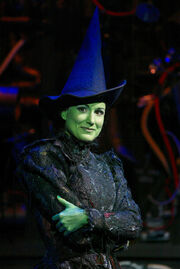Elphaba stephanie j block