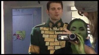 """Fly Girl Backstage at """"Wicked"""" with Lindsay Mendez, Episode 11 Surprise Holiday Special!-0"""
