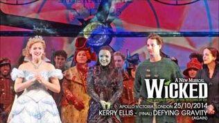 Kerry Ellis - (FINAL) Defying Gravity (...again) 25.10