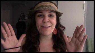"""Fly Girl Backstage at """"Wicked"""" with Lindsay Mendez, Episode 8 Saying Goodbye!"""