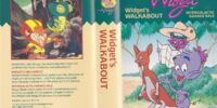 Widget's Walkabouts (VHS)