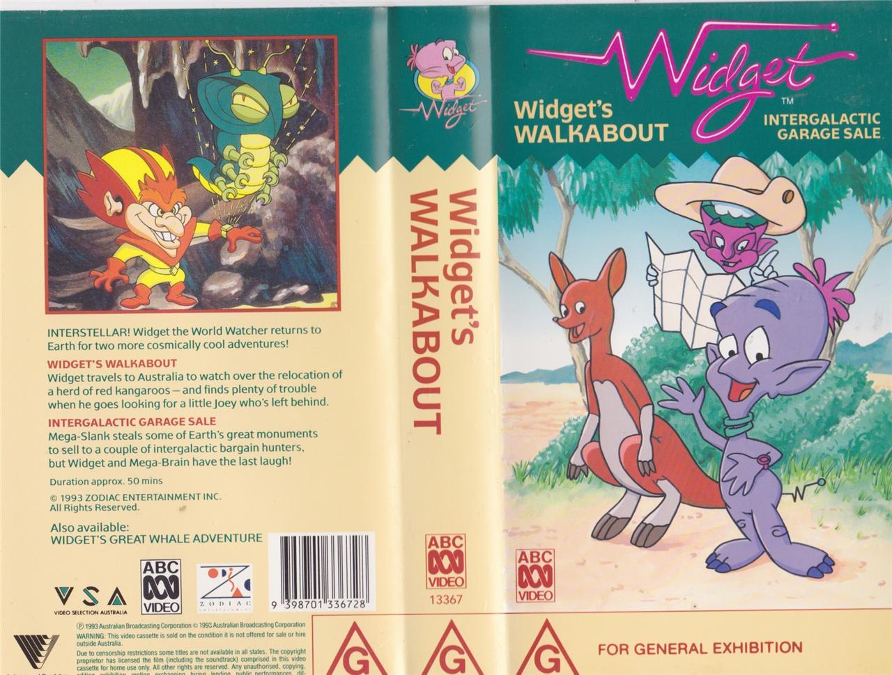 Widget the World Watcher Details