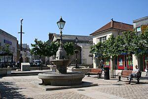 Camborne Commercial Square