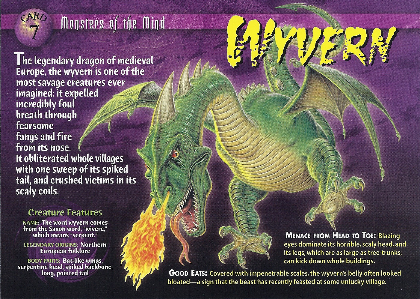 wyvern wierd n wild creatures wiki fandom powered by wikia