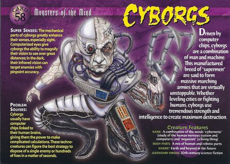 Cyborgs front