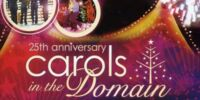 Carols in the Domain: 25th Anniversary