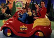 The Wiggles in the Big Red Car
