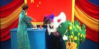 Dorothy Visits China