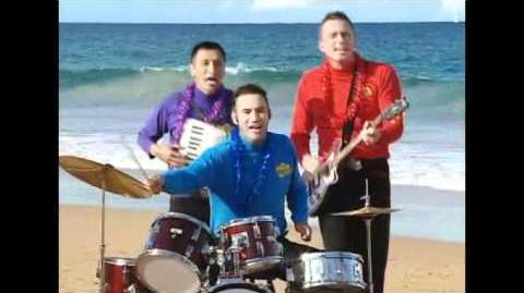 The Wiggles - Dancing In The Sand