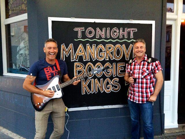Mangrove boogie kings