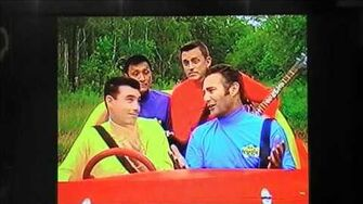 The Wiggles from Wiggy Safari with Steve Irwin 2002