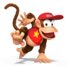 250px-Diddy Kong SSB4