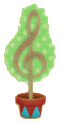 KEY Clef Tree sprite