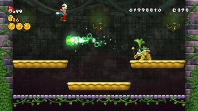 Mario vs Iggy Koopa-1-