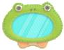 KEY Frog Mirror sprite