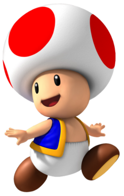 Toad abc