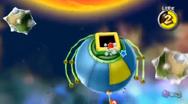 Bowser Jr.'s Boom Bunker Cannon Planet