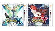 Pokemon boxart