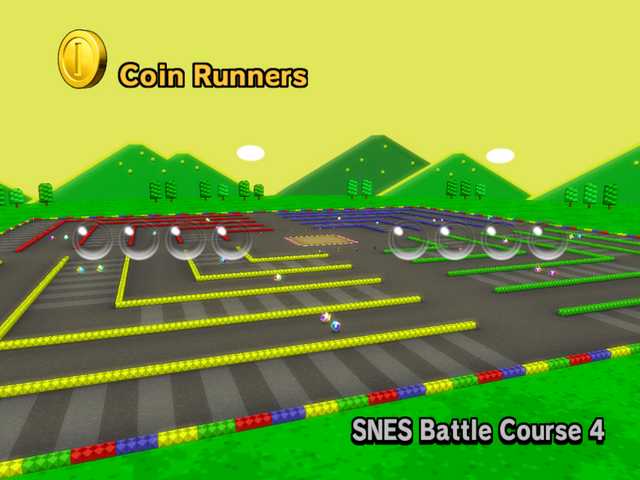 File:640px-Battle Course 4 (SNES).PNG