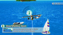Sportfishing Spot
