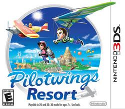 Pilotwings Resort NA cover