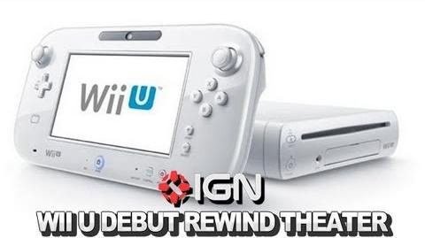 Wii U's Debut Commercial - IGN Rewind Theater