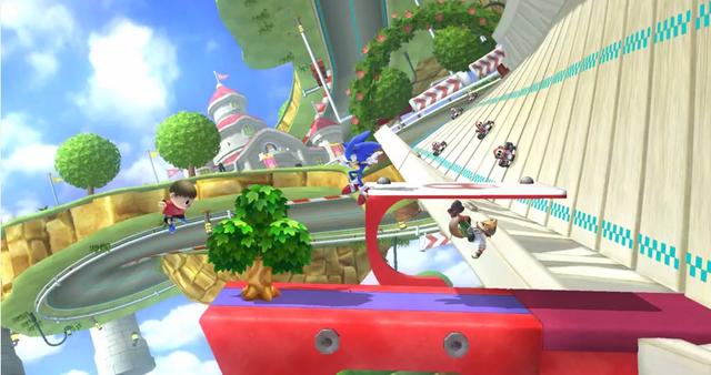 File:SSB4 - Mario Circuit Image 3.png