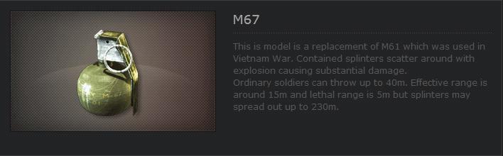 Ava m67