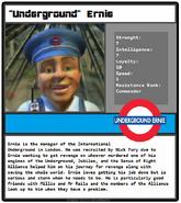 Ernie Card